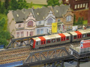Miniatur Wunderland - modeljernbane