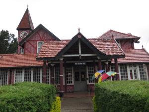 Posthus fra kolonitiden