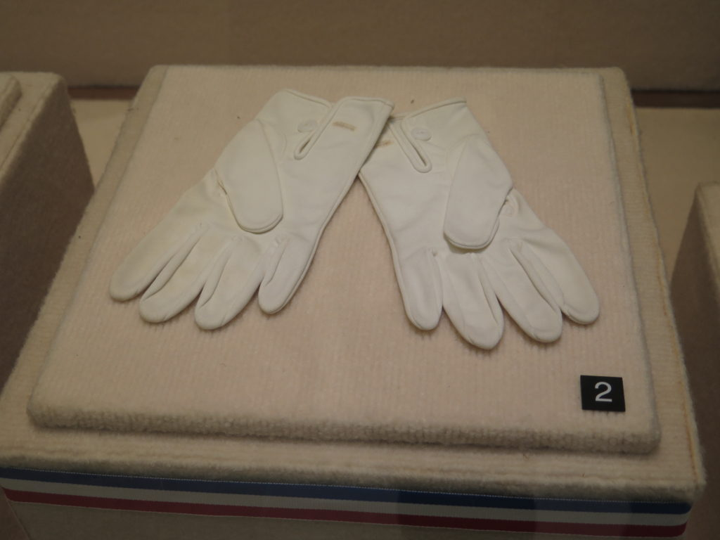Chiang Kai Shek's handsker