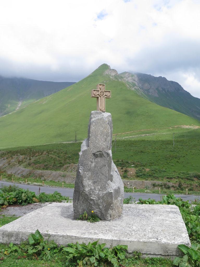 Kirkegård, hvor tyske krigsfanger ligger begravet