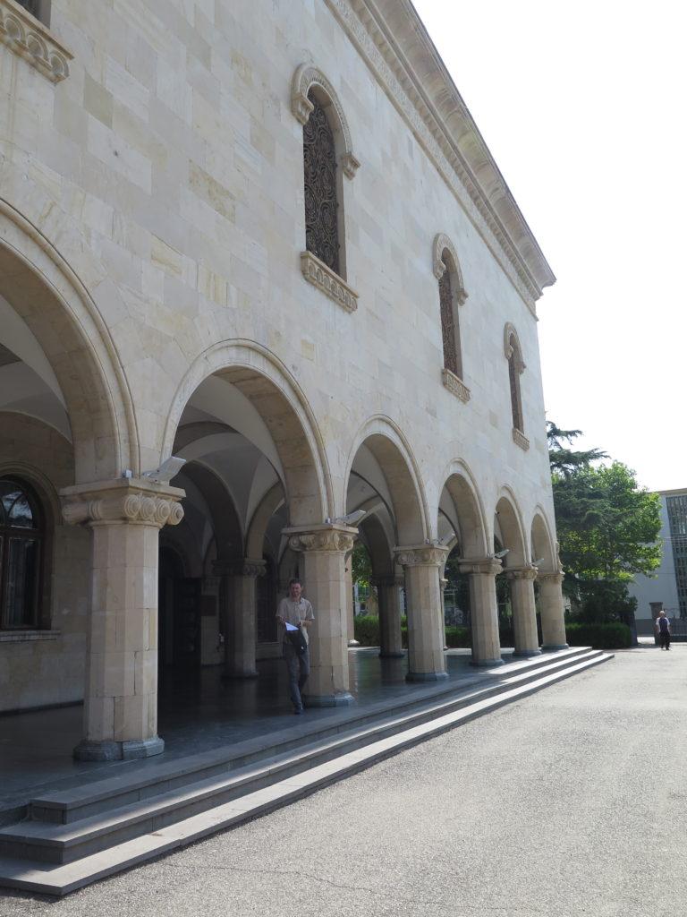 Stalin museet i Gori, Georgien