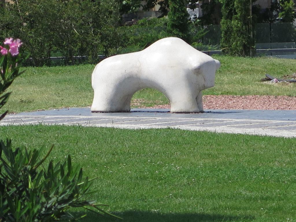 Skulptur i Rike Park, Tbilisi