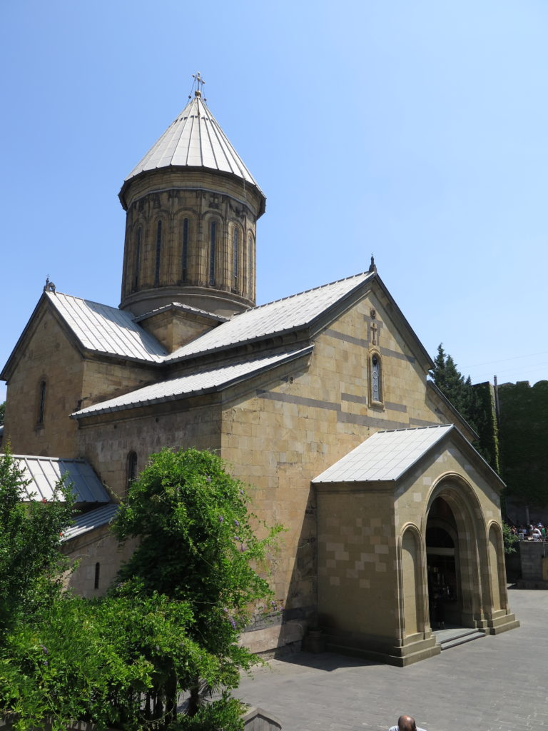 Sioni-katedralen i Tbilisi