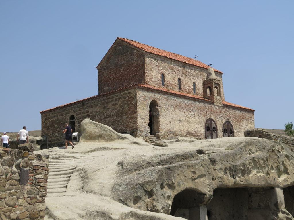 Basilika i Uplistsikhe