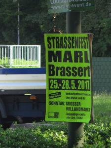 Byfest i Marl - en New Town i Ruhr
