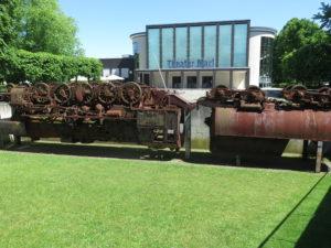 Marl - Damplokomotivet La Tortuga. Rejsetips fra Tyskland