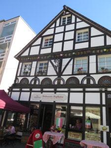 Unna - gammelt middelalderhus