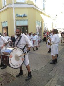 Unna - musik under byfesten