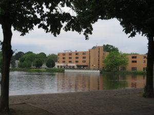 Marl Parkhotel i Marl - en New Town i Ruhr