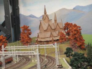 Miniatur Wunderland - Norsk Stavkirke