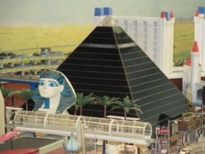 Miniatur Wunderland - Pyramide