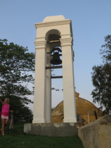 Bell Tower in Galle. Sri Lanka - Along the southern coast