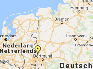 Ruhr - her ligger Marl