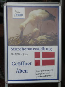 Museum om storke i Bergenhusen