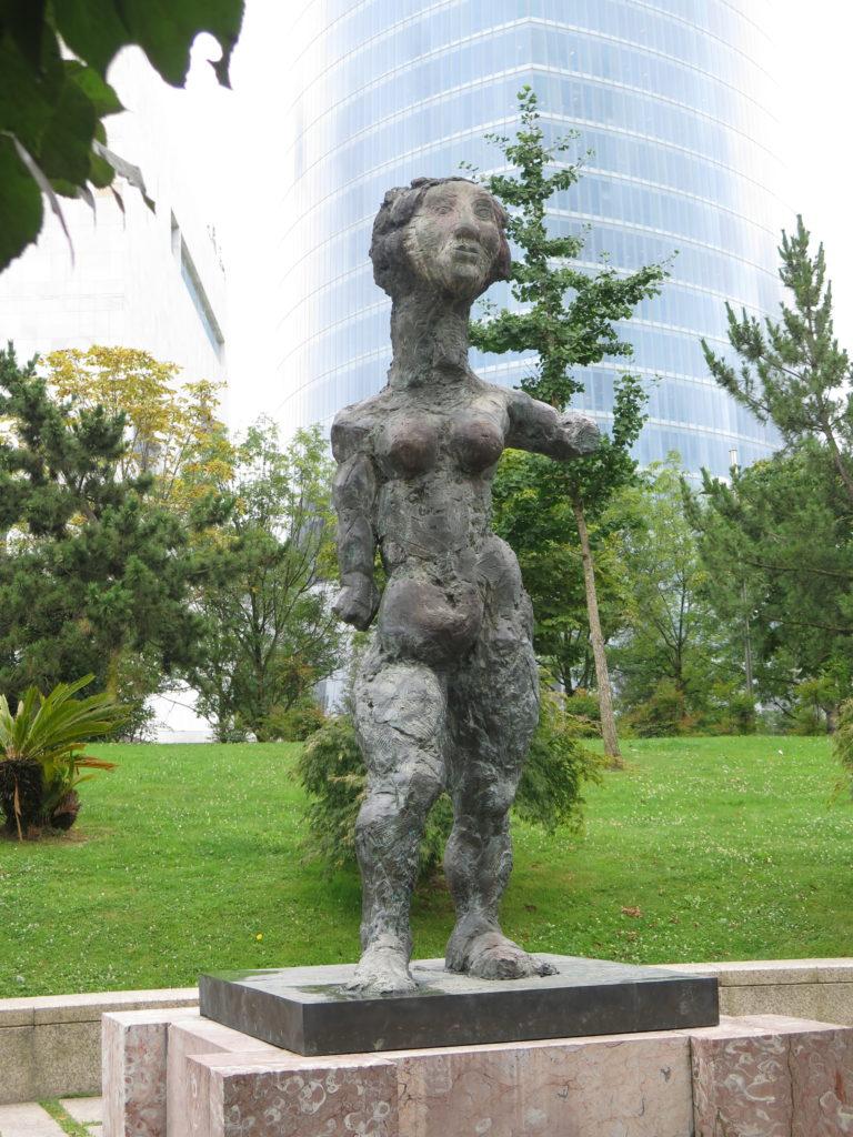 Skulpturpark Bilbao