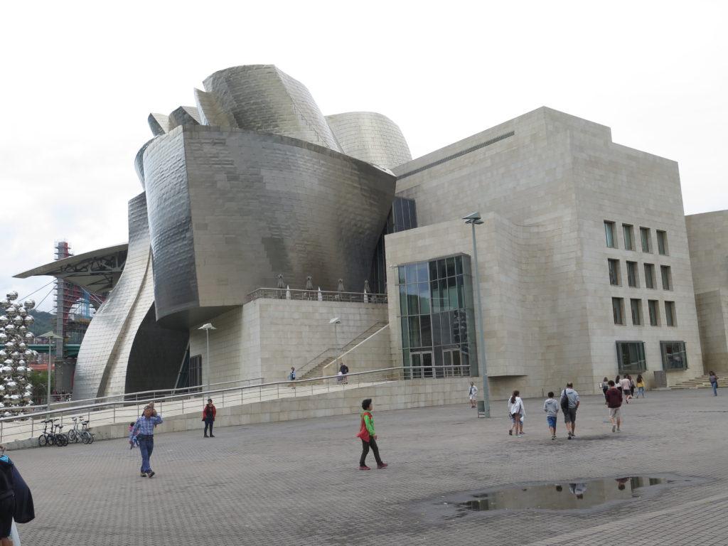 Bilbao og Guggenheim