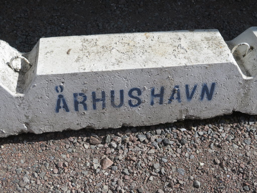 En spændende dag på Aarhus Havn