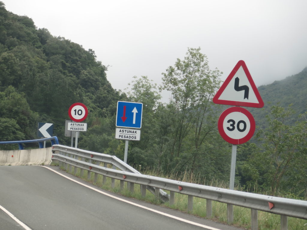 Fra 30 km/t til 10 km/t