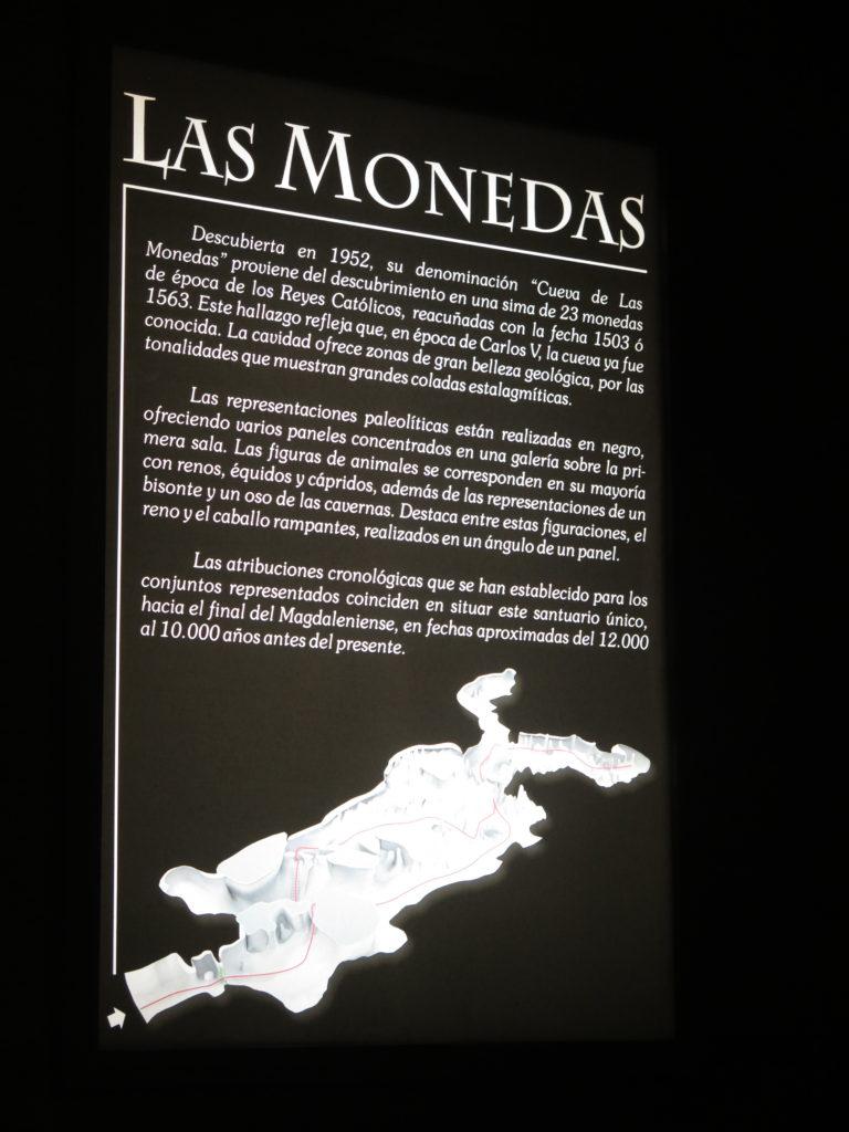 Las Monedas-hulen med hulemalerier