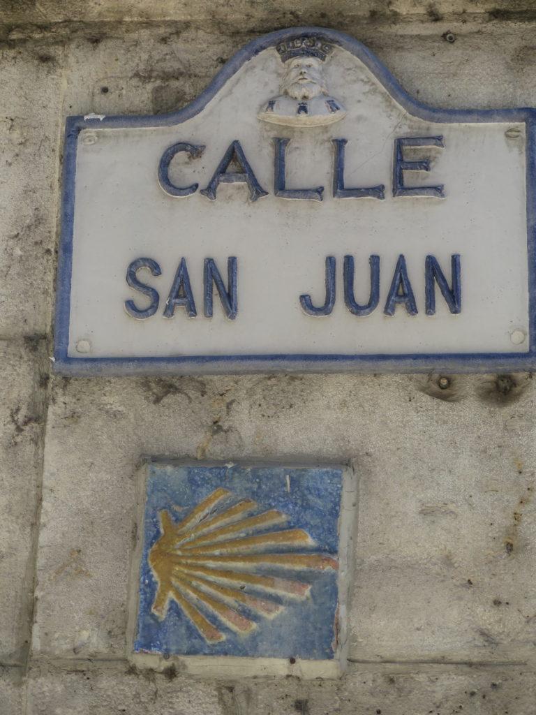 Find vej på Caminoen