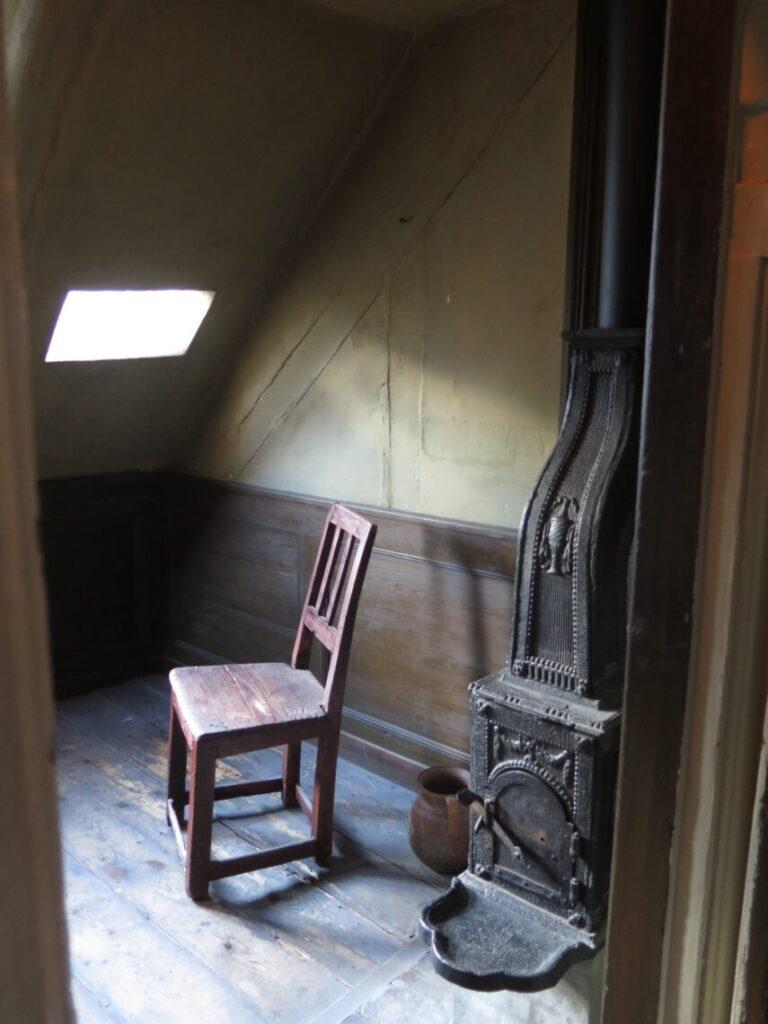 H. C. Andersens kammer i Magasin du Nord