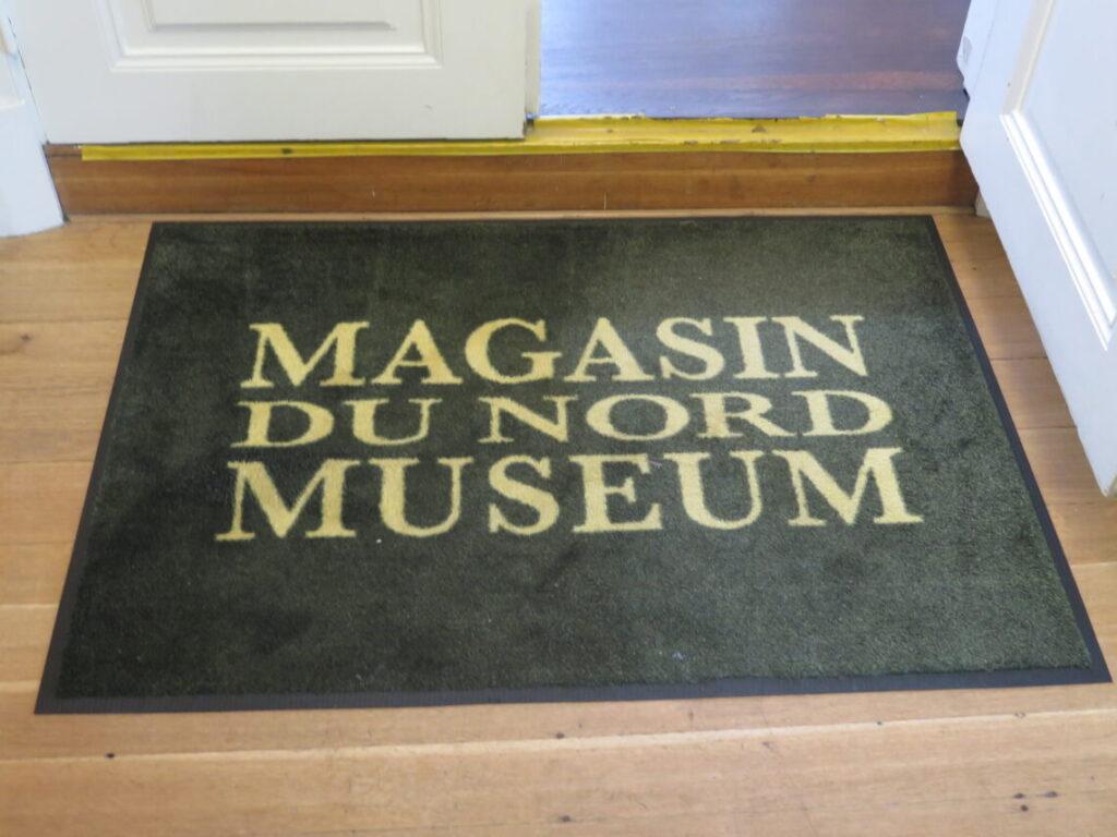 HC Andersen har boet i Magasin du Nord. Nu Museum i Vingårdsstræde 6