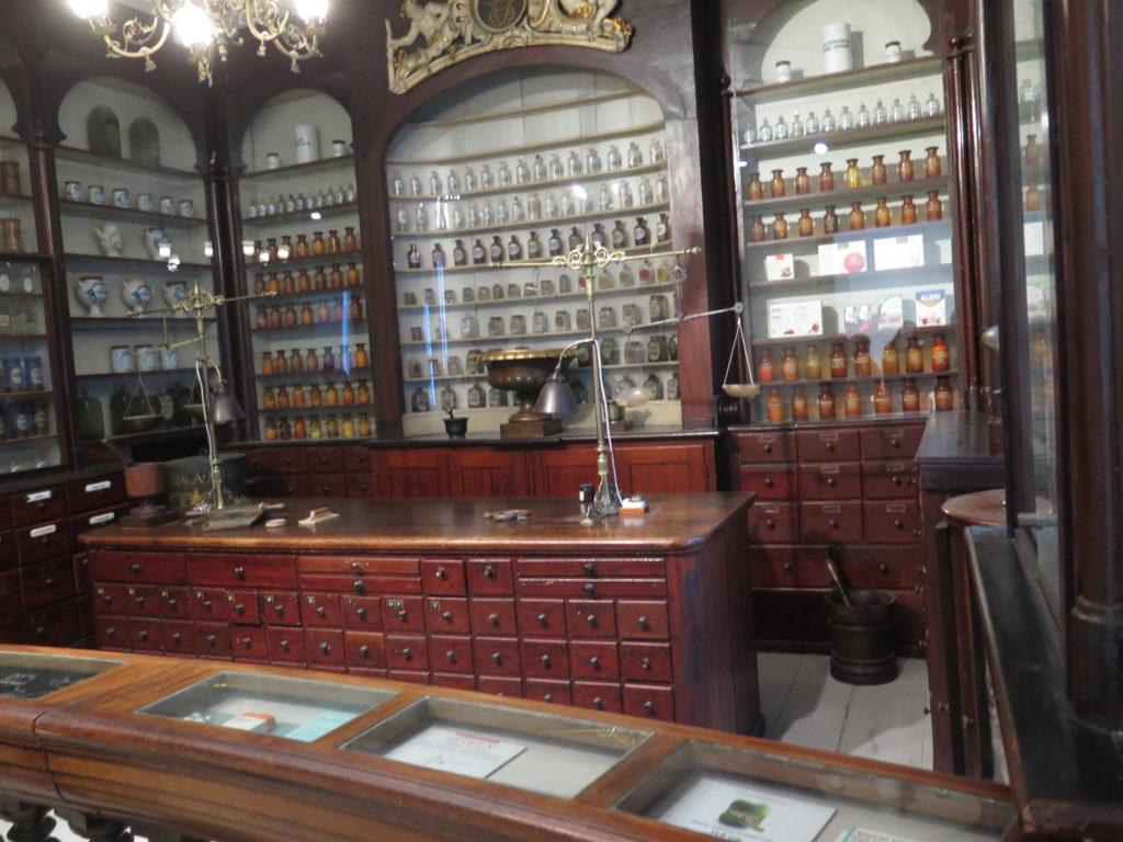 Apotek på Medicinsk Museion