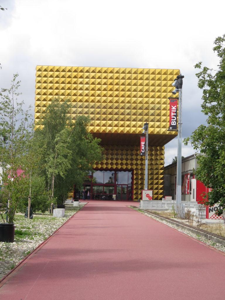 Ragnarock museet i Roskilde