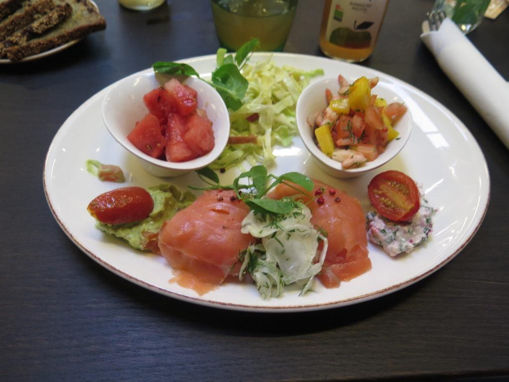 Caféen i Ragnarock musset i Roskilde