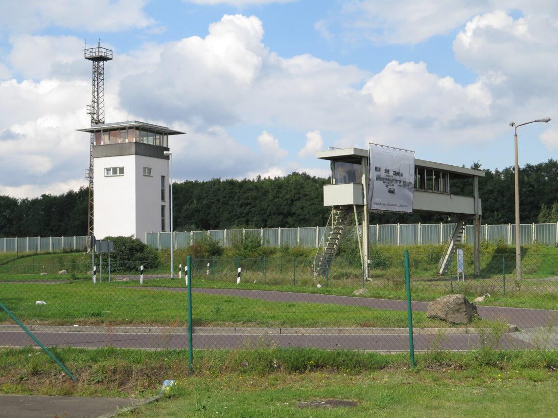 Marienborn - Grænseovergang til DDR