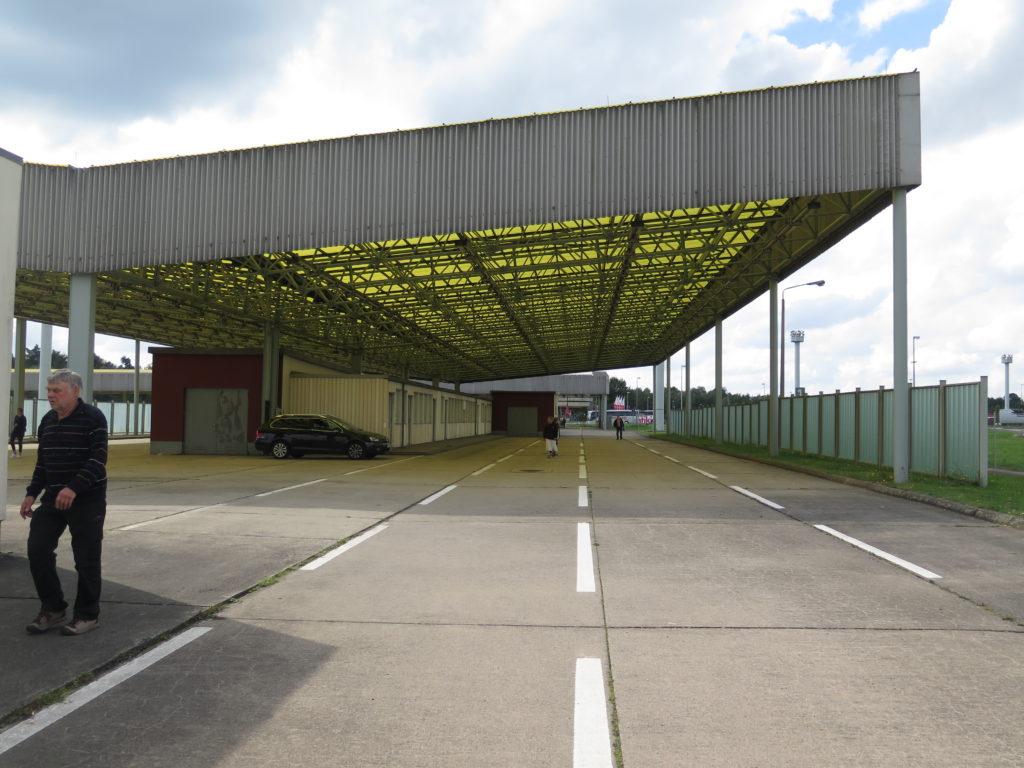 Grænsen mellem DDR og BRD