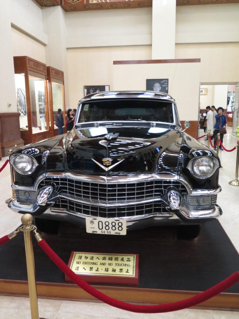 En af Chiang Kai Shek's biler