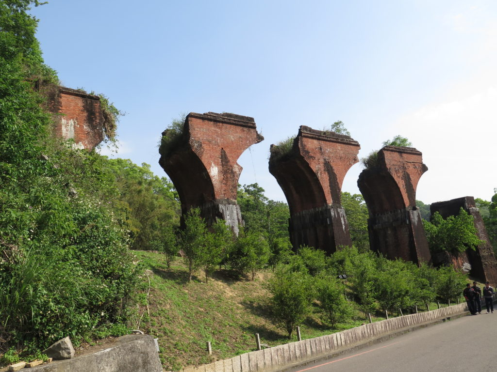 Ruinerne af Longteng broen