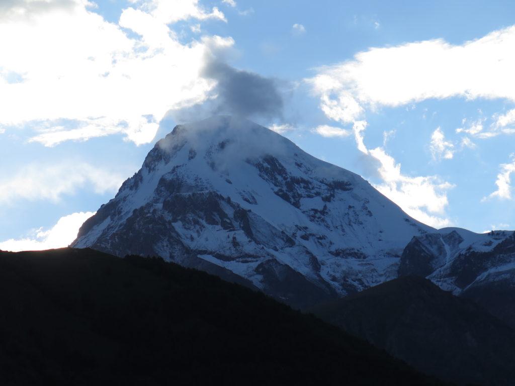 Kazbegi-bjerget