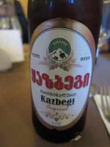 Kazbegi-øl. Rejsetips fra Georgien