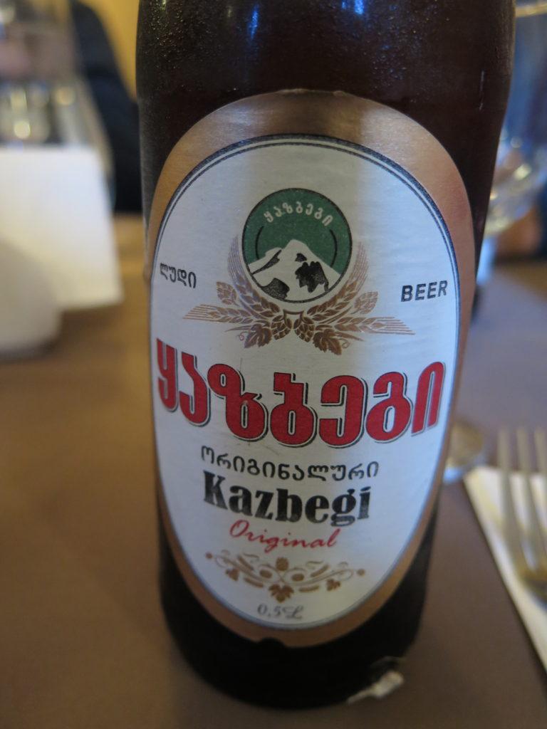 Kazbegi-øl