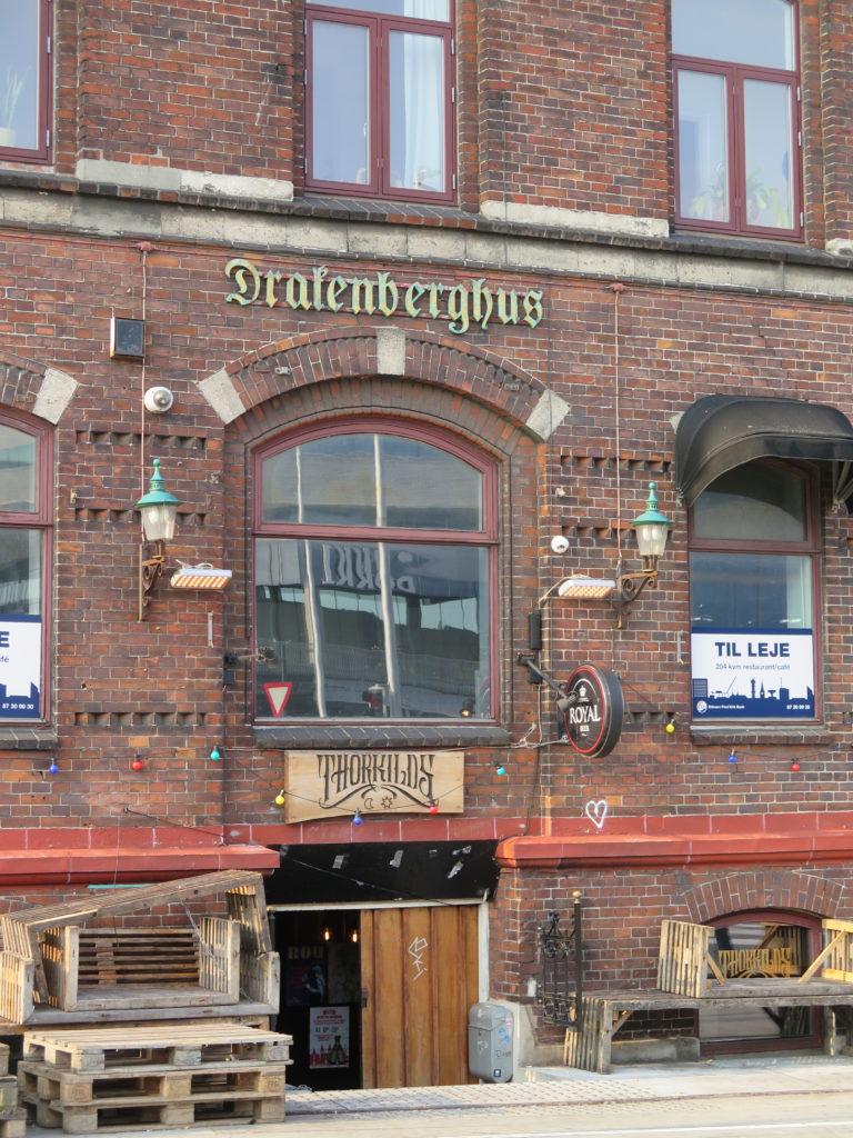Drakenberghus i Aarhus