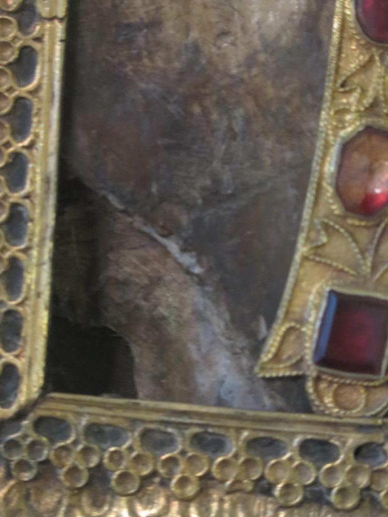 Souvenir fra Noahs Ark i Etchmiadzin-katedralen, Armenien