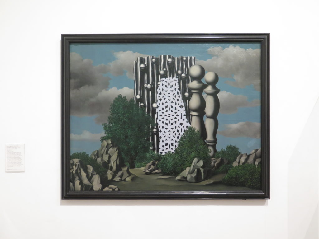 Magritte: The Anunnciation