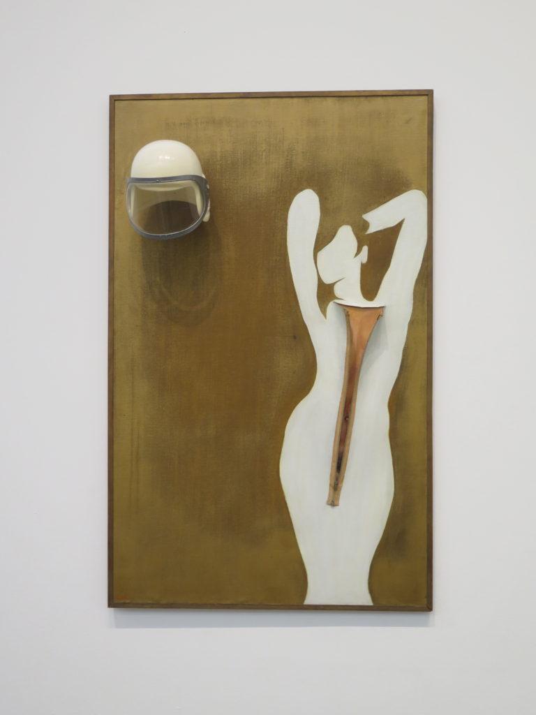 Evelyne Axell: Valentine fra 1966 på Tate Modern London