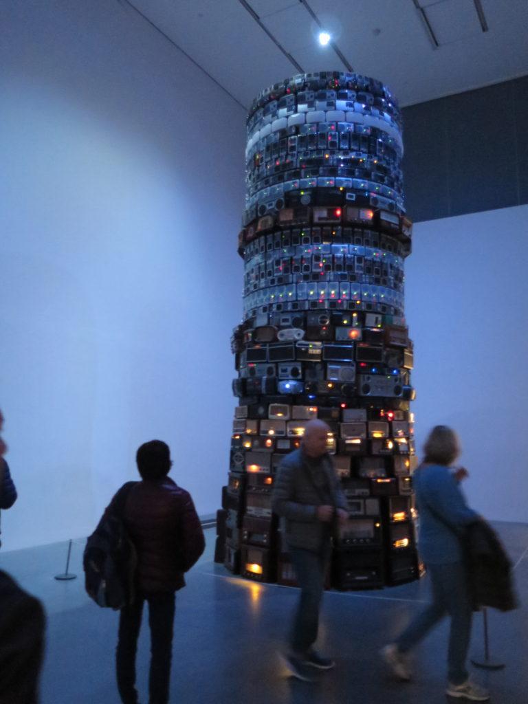 Cildo Meireles: Babel 2001