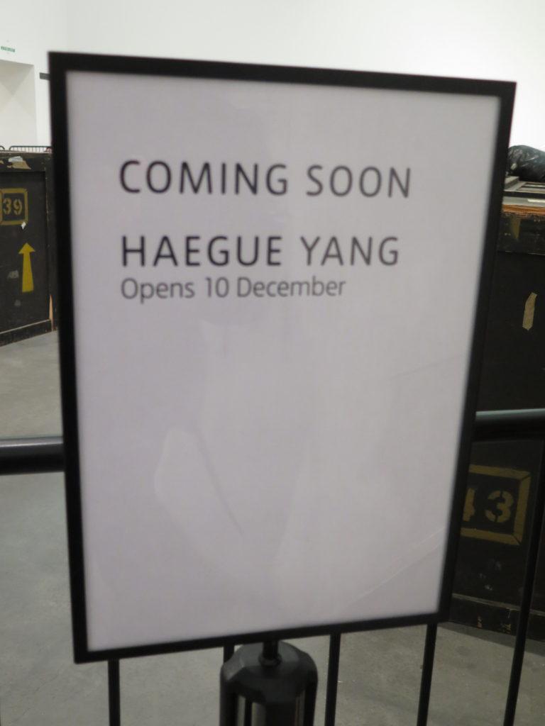 Værket hedder: Coming Soon :-)
