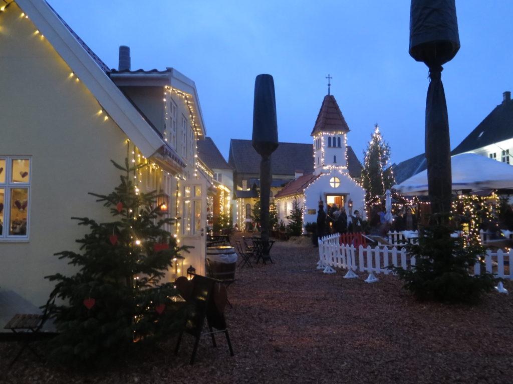 Julehjertebyen i Aabenraa