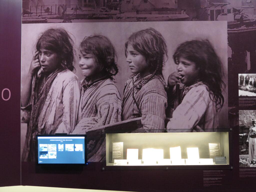 Armenske børn