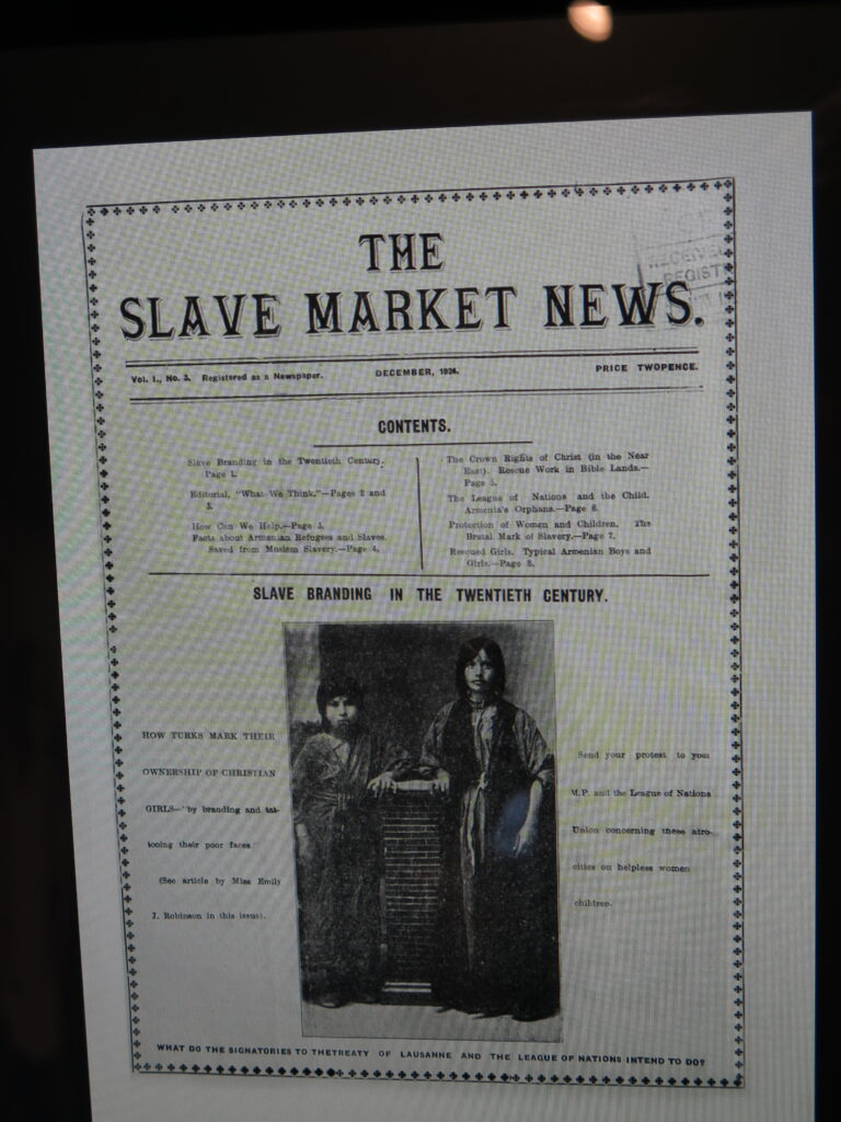 The Slave Market News