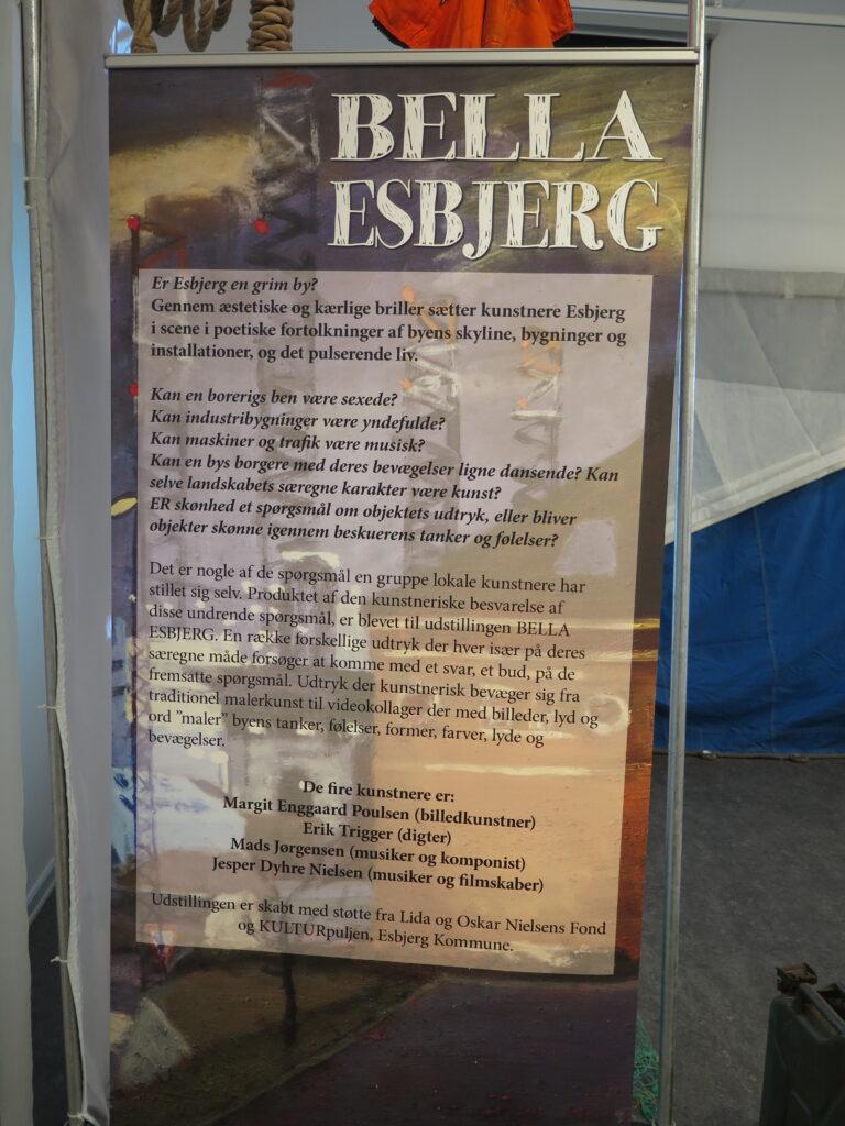 Kunstudstilling BELLA Esbjerg