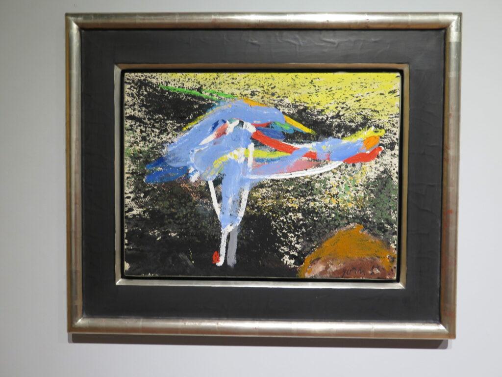 Asger Jorn: Uden titel/Untitled, 1961