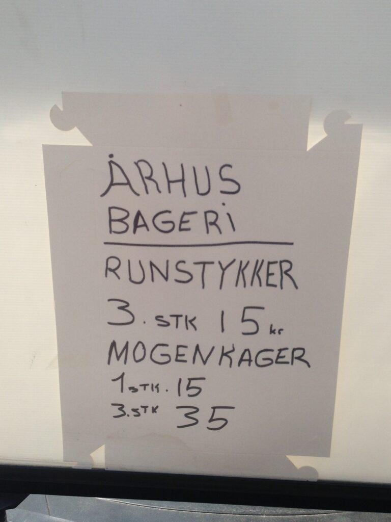 Find mere end én fejl. Eksempel på morsomme skilte i Aarhus