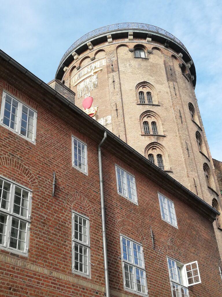 Rundetårn i Købmagergade i København