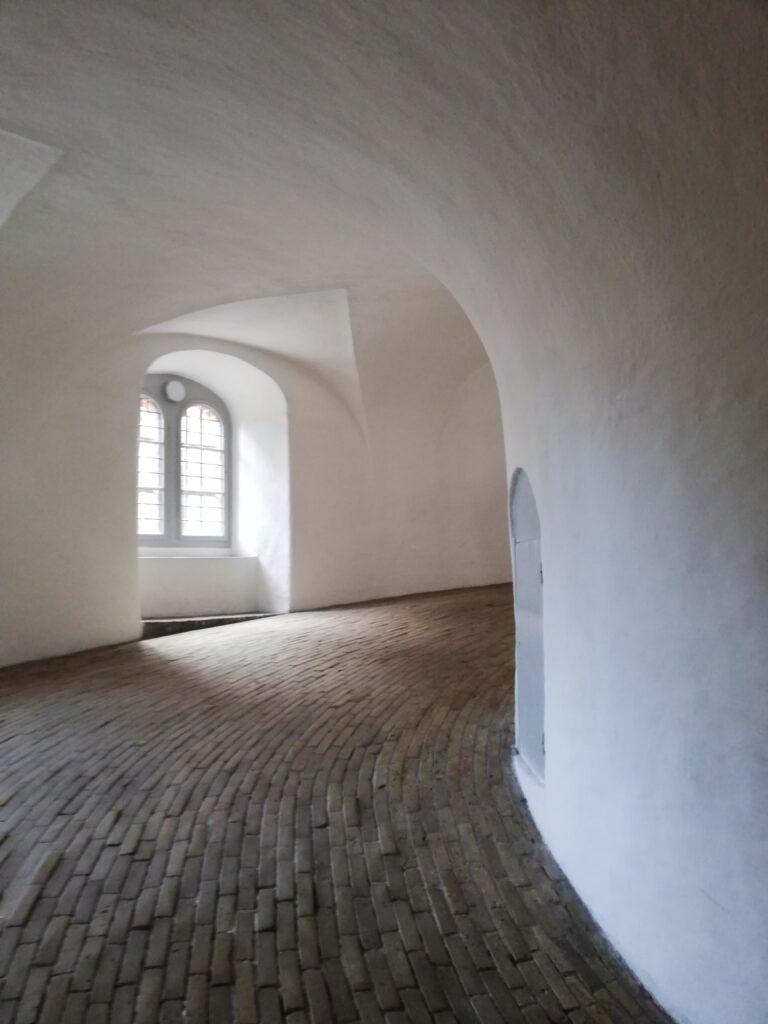 Sneglegangen i Rundetårn